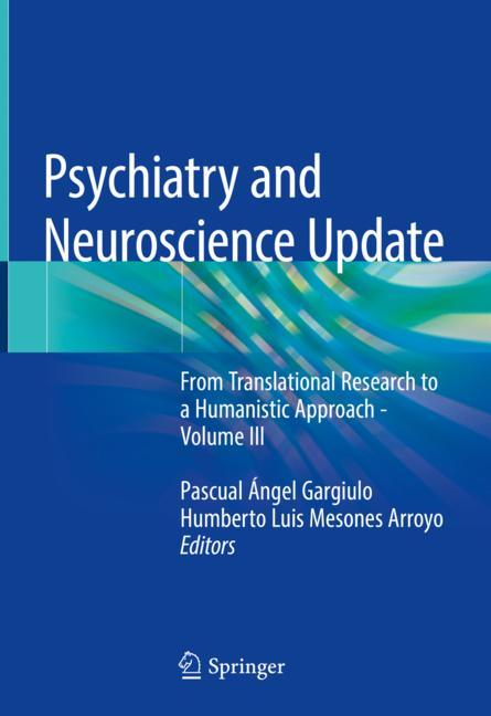 Cover of 'Psychiatry and Neuroscience Update'