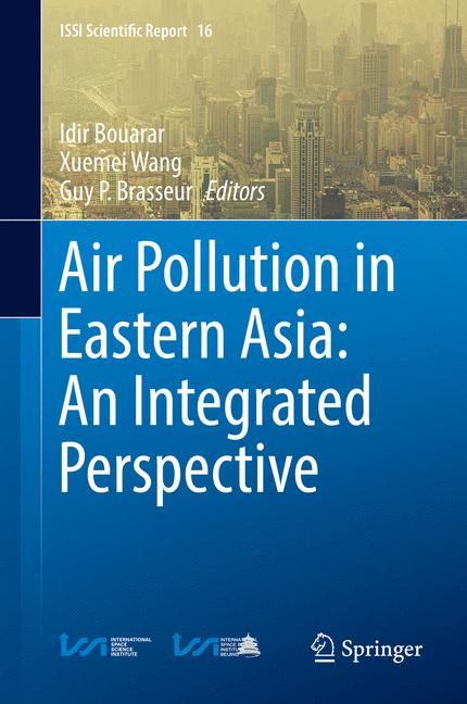 Cover of 'Air Pollution in Eastern Asia: An Integrated Perspective'