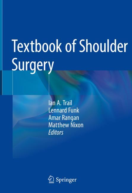 Cover of 'Textbook of Shoulder Surgery'