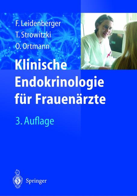 Cover of 'Klinische Endokrinologie für Frauenärzte'