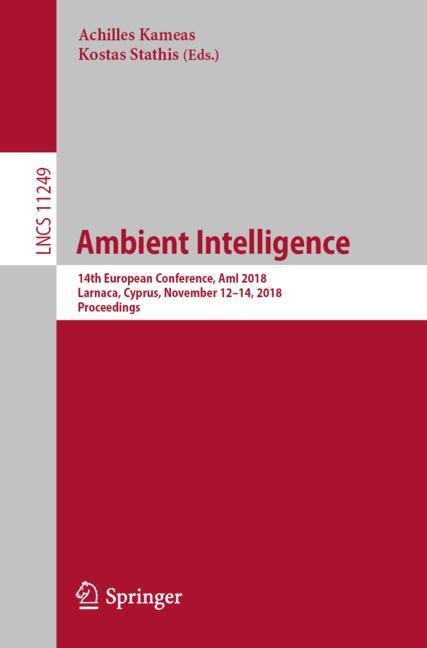Cover of 'Ambient Intelligence'