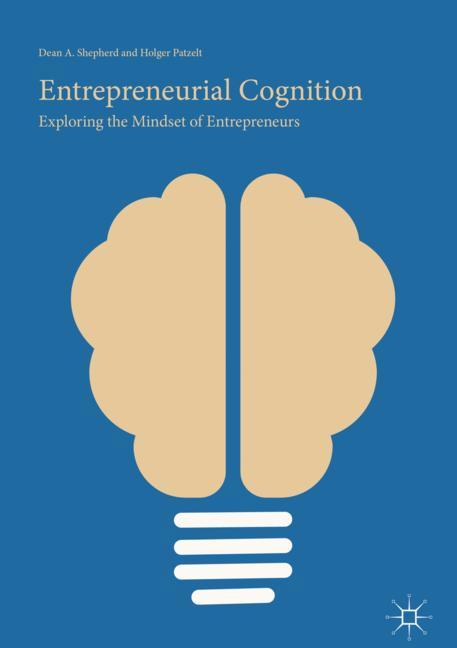 Cover of 'Entrepreneurial Cognition'