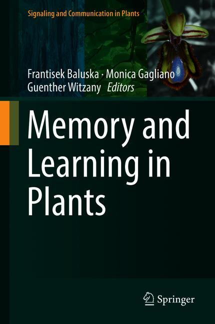 Cover of 'Memory and Learning in Plants'