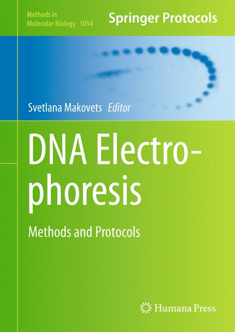 Cover of 'DNA Electrophoresis'