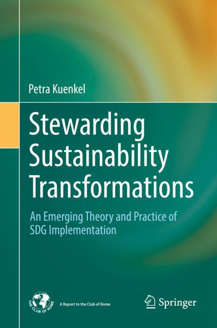 Cover of 'Stewarding Sustainability Transformations'