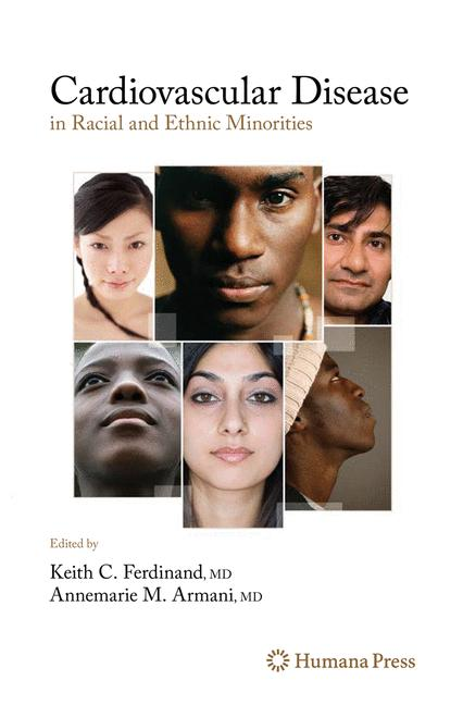Cover of 'Cardiovascular Disease in Racial and Ethnic Minorities'
