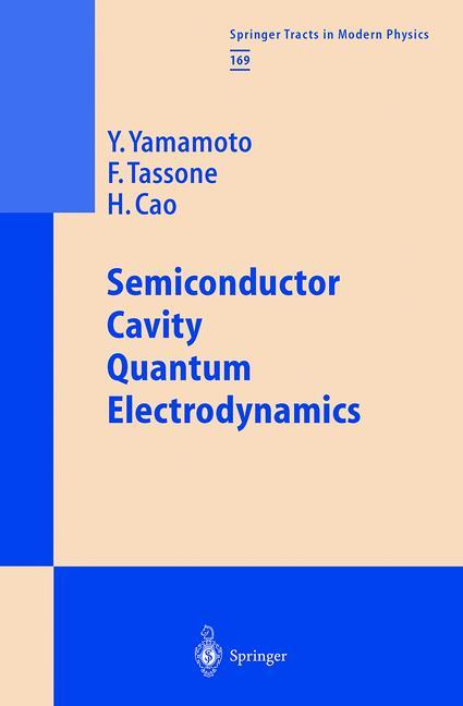 Cover of 'Semiconductor Cavity Quantum Electrodynamics'