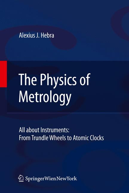 Cover of 'The Physics of Metrology'