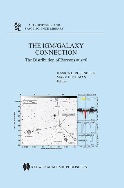 Cover of 'The IGM/Galaxy Connection'