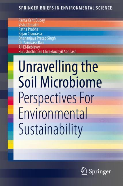 Cover of 'Unravelling the Soil Microbiome'