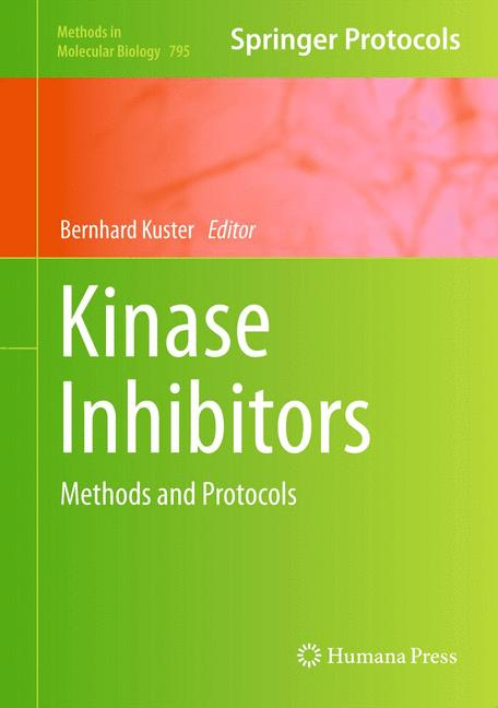 Cover of 'Kinase Inhibitors'