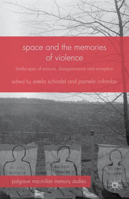 Cover of 'Space and the Memories of Violence'