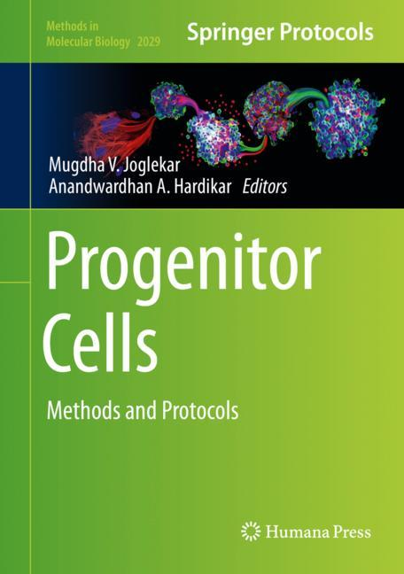 Cover of 'Progenitor Cells'