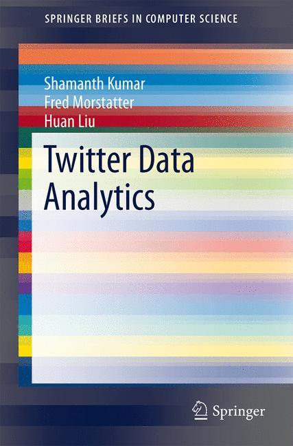 Cover of 'Twitter Data Analytics'