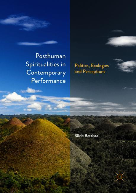 Cover of 'Posthuman Spiritualities in Contemporary Performance'