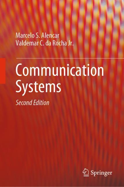 Cover of 'Communication Systems'