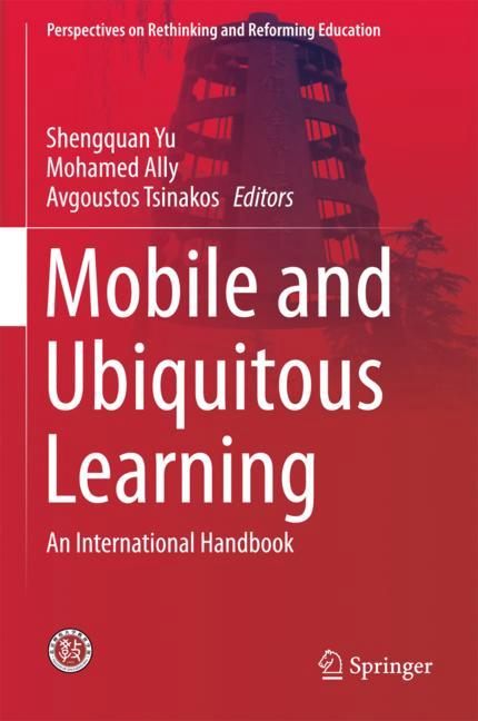 Cover of 'Mobile and Ubiquitous Learning'