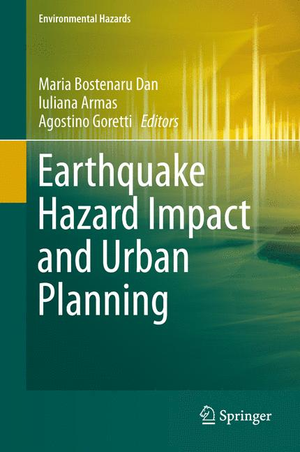 Cover of 'Earthquake Hazard Impact and Urban Planning'
