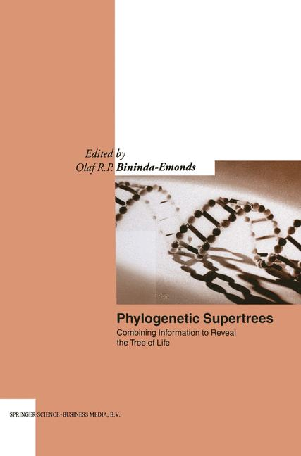 Cover of 'Phylogenetic Supertrees'