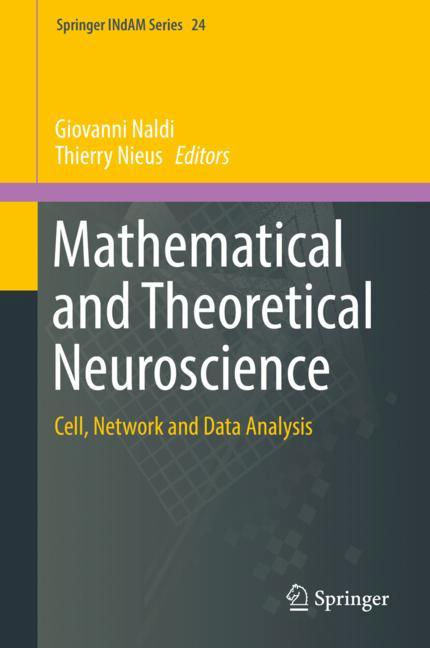 Cover of 'Mathematical and Theoretical Neuroscience'
