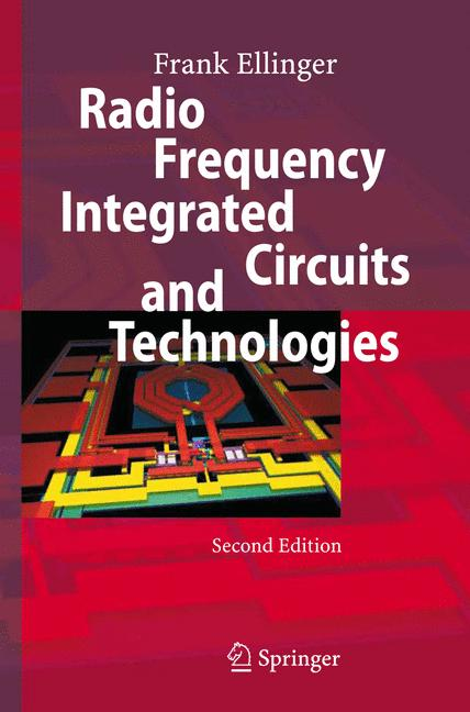 Cover of 'Radio Frequency Integrated Circuits and Technologies'