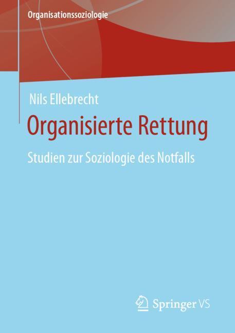 Cover of 'Organisierte Rettung'