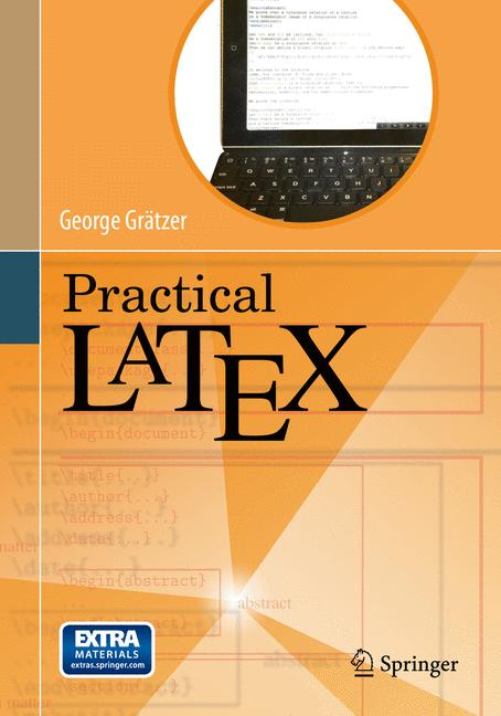 Cover of 'Practical LaTeX'