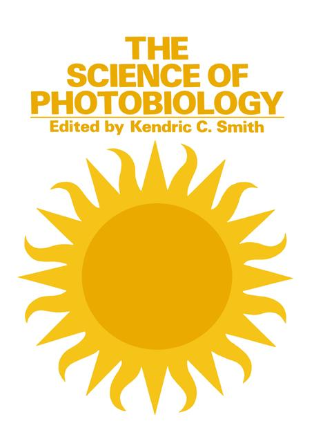 Cover of 'The Science of Photobiology'