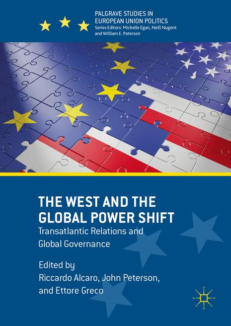 Cover of 'The West and the Global Power Shift'