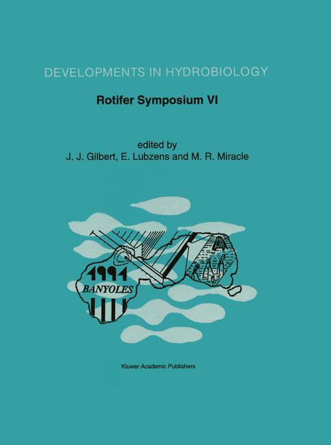 Cover of 'Rotifer Symposium VI'