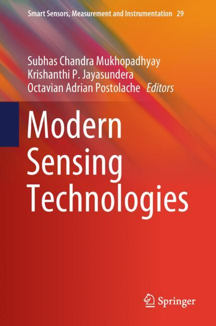 Cover of 'Modern Sensing Technologies'