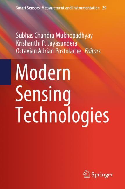 Cover of 'Modern Sensing Technologies'