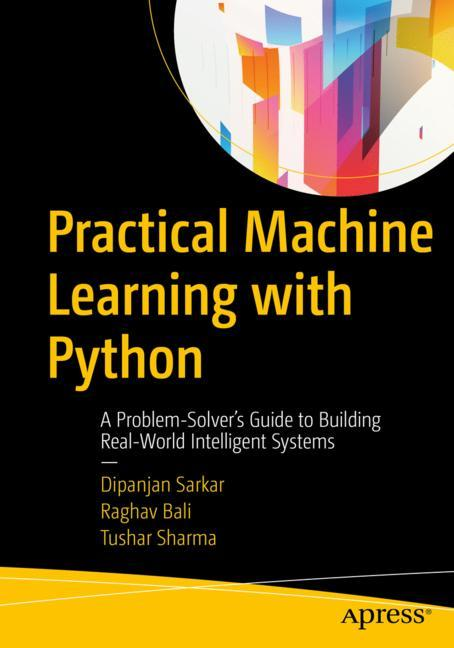 Cover of 'Practical Machine Learning with Python'