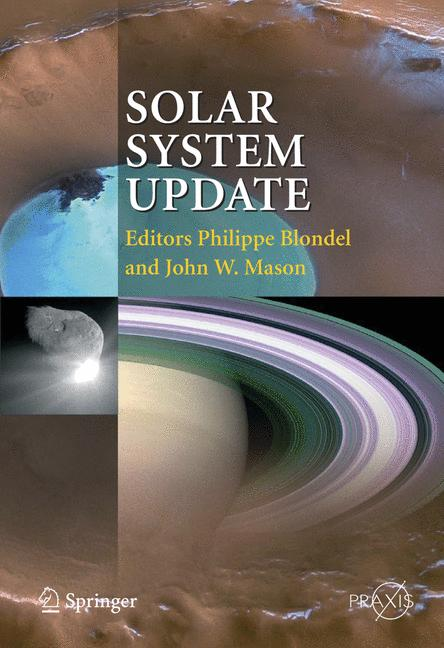 Cover of 'Solar System Update'