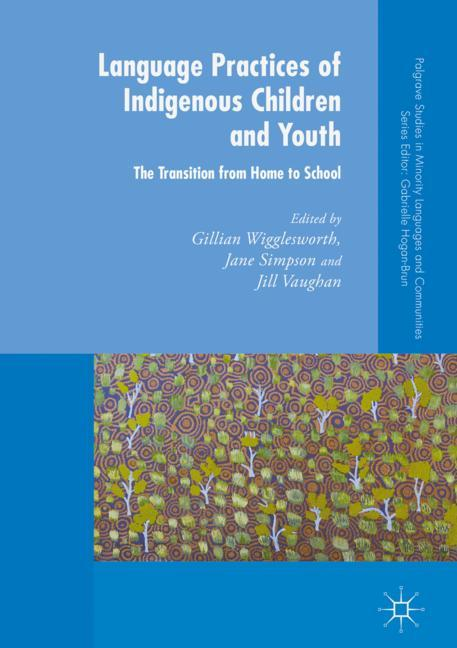 Cover of 'Language Practices of Indigenous Children and Youth'