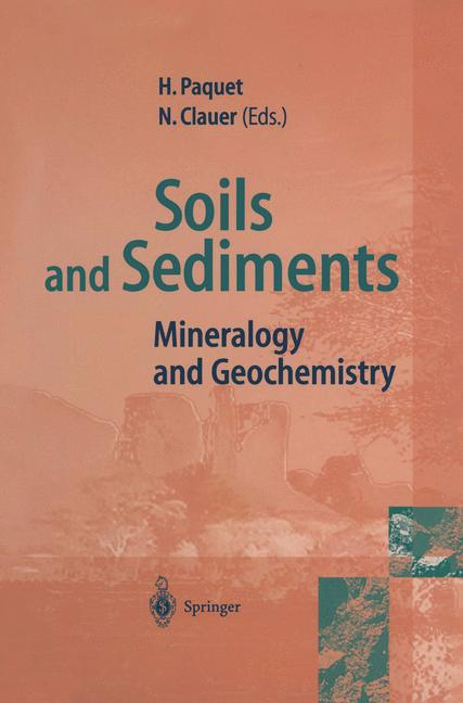 Cover of 'Soils and Sediments'
