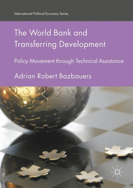 Cover of 'The World Bank and Transferring Development'