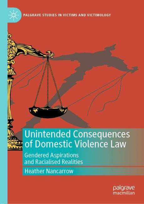 Cover of 'Unintended Consequences of Domestic Violence Law'