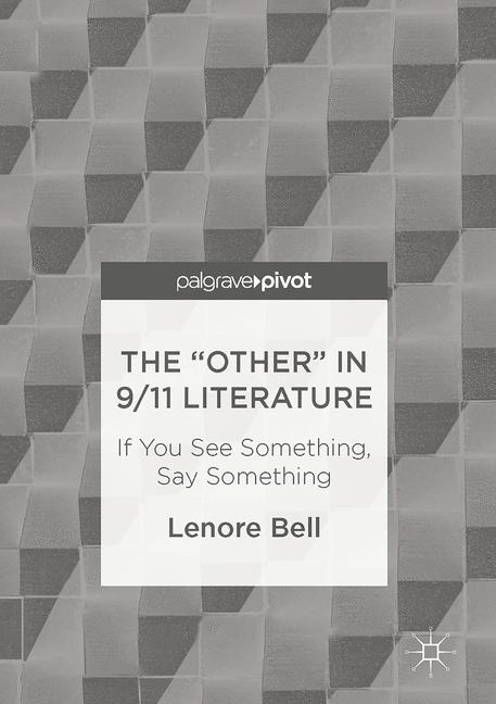 """Cover of 'The """"Other"""" In 9/11 Literature'"""