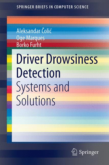 Cover of 'Driver Drowsiness Detection'