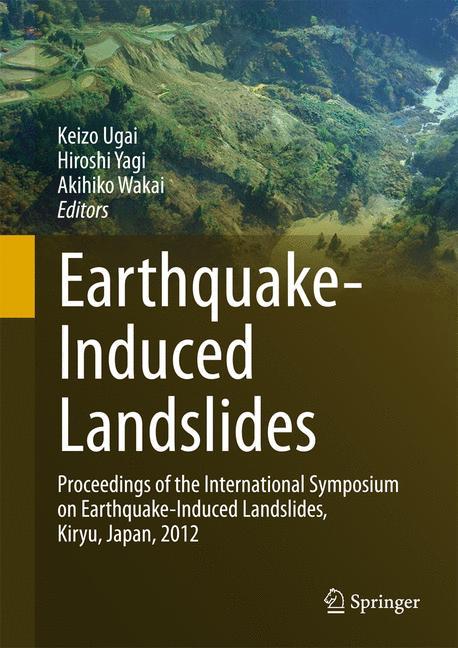 Cover of 'Earthquake-Induced Landslides'