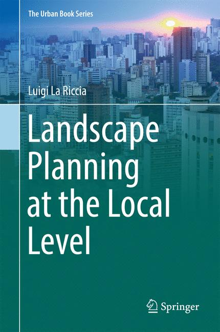 Cover of 'Landscape Planning at the Local Level'