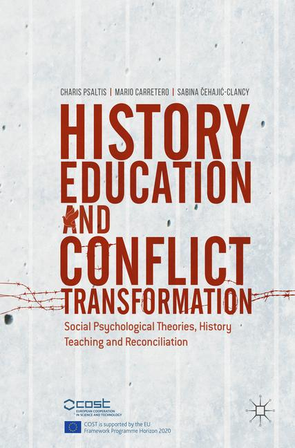 Cover of 'History Education and Conflict Transformation'