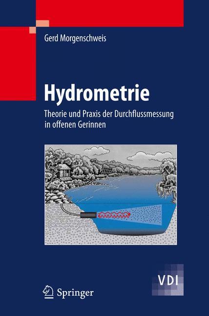 Cover of 'Hydrometrie'