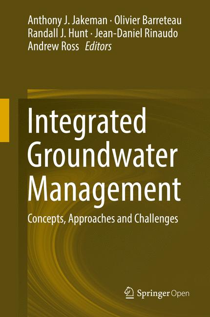 Cover of 'Integrated Groundwater Management'