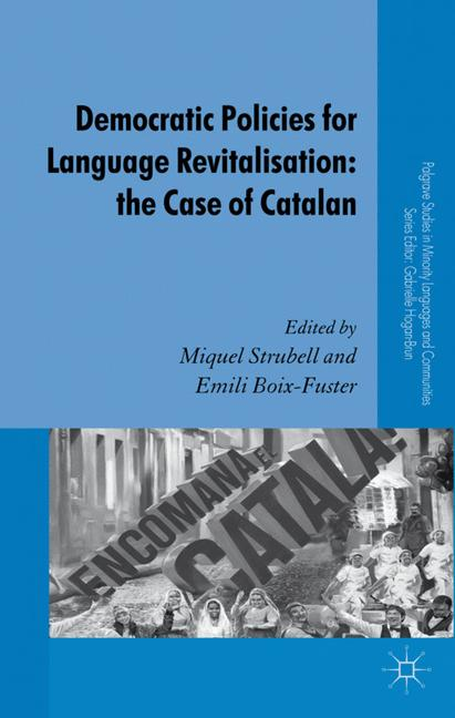 Cover of 'Democratic Policies for Language Revitalisation: the Case of Catalan'
