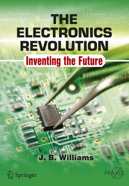 Cover of 'The Electronics Revolution'
