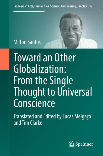 Cover of 'Toward an Other Globalization: From the Single Thought to Universal Conscience'