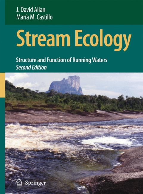 Cover of 'Stream Ecology'