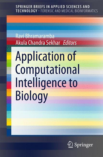 Cover of 'Application of Computational Intelligence to Biology'